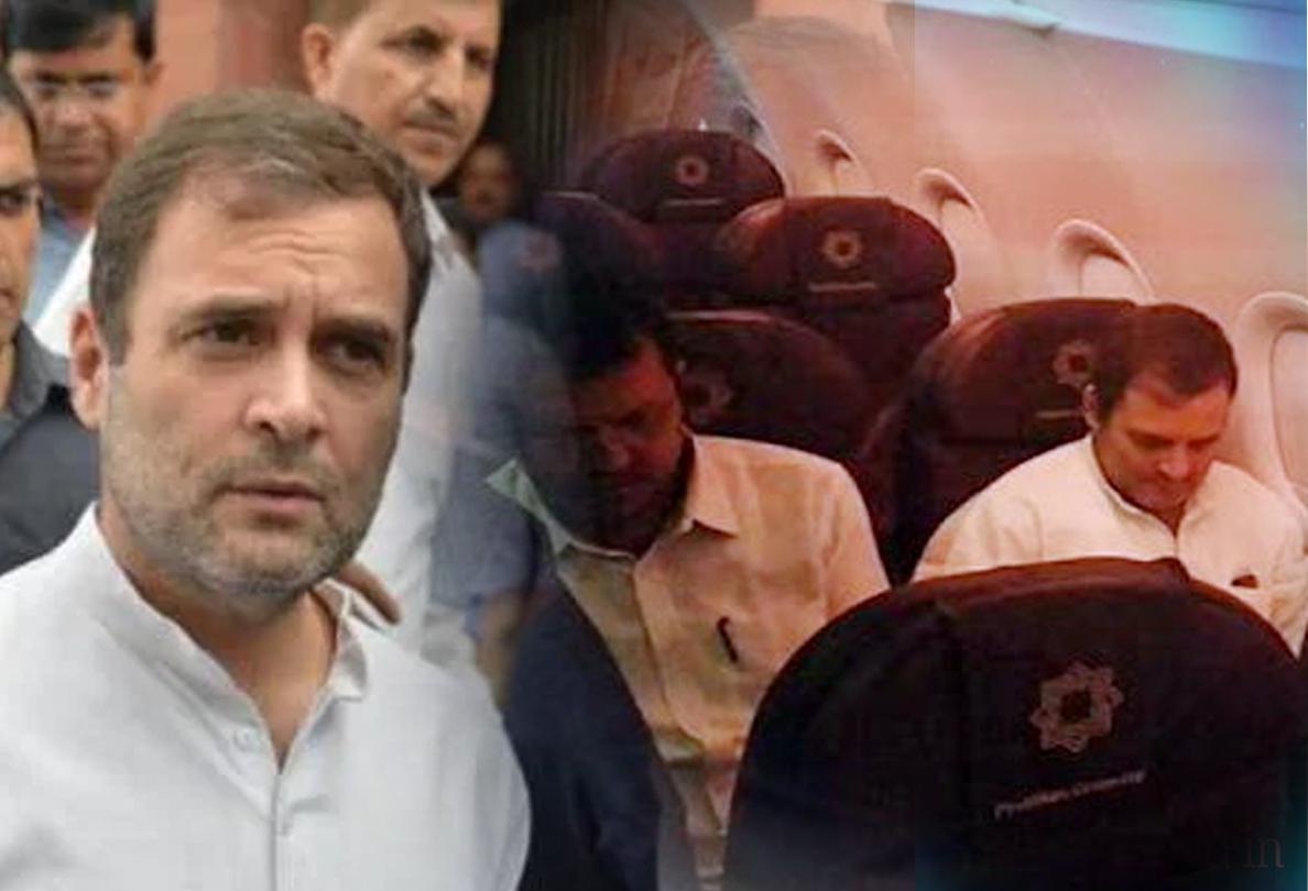 श्रीनगर एयरपोर्ट पर रोके गए राहुल गांधी समेत 11 विपक्षी नेता, जानिए क्या है वजह
