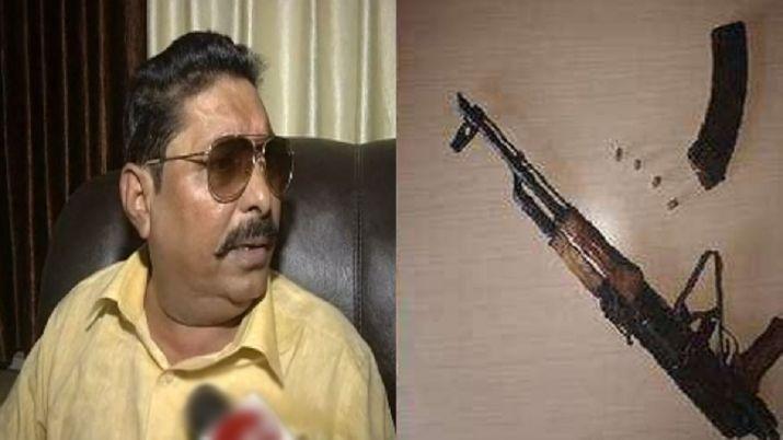 बिहार: बाहुबली विधायक के जानी दुश्मन के हाथ में AK-47, वीडियो वायरल होता देख बोला-''खिलौना है''