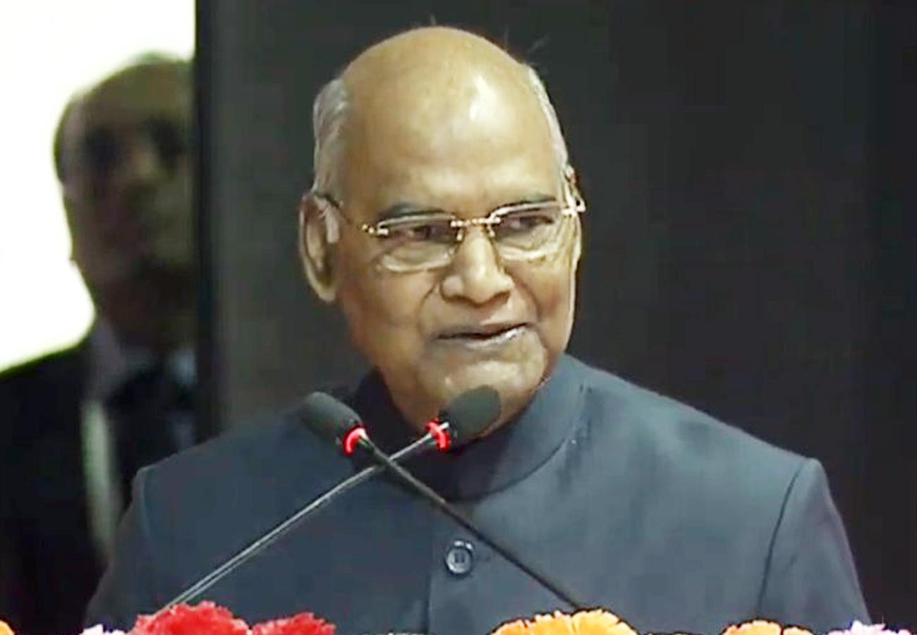 राष्ट्रपति रामनाथ कोविंद ने पॉक्सो एक्ट और दया याचिका के प्रावधान पर दिया बड़ा बयान