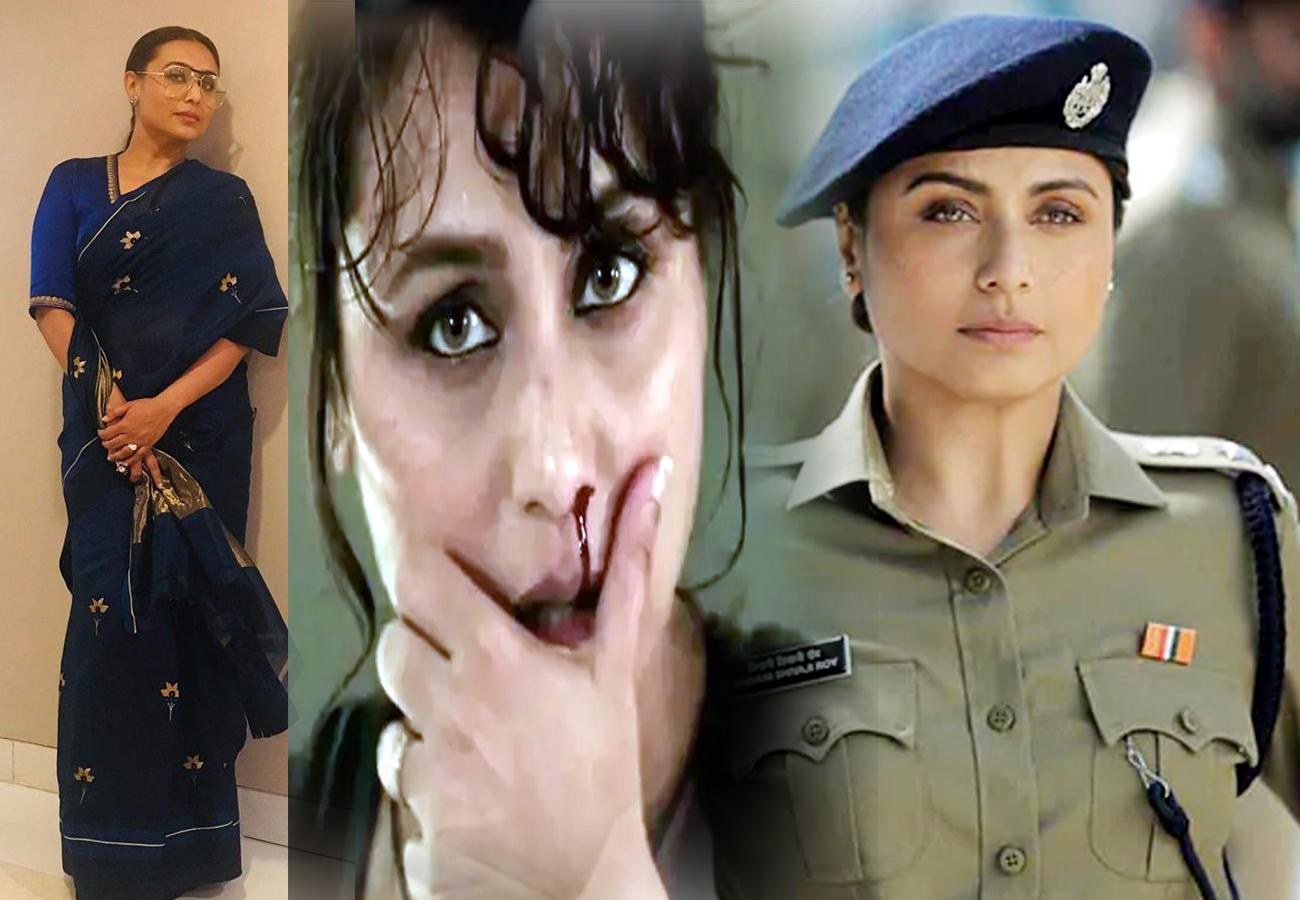 'मर्दानी-2' की रिलीज से पहले रानी मुखर्जी ने किया बड़ा खुलासा, जानिए आखिर क्यों विवादों में घिरी है ये फिल्म