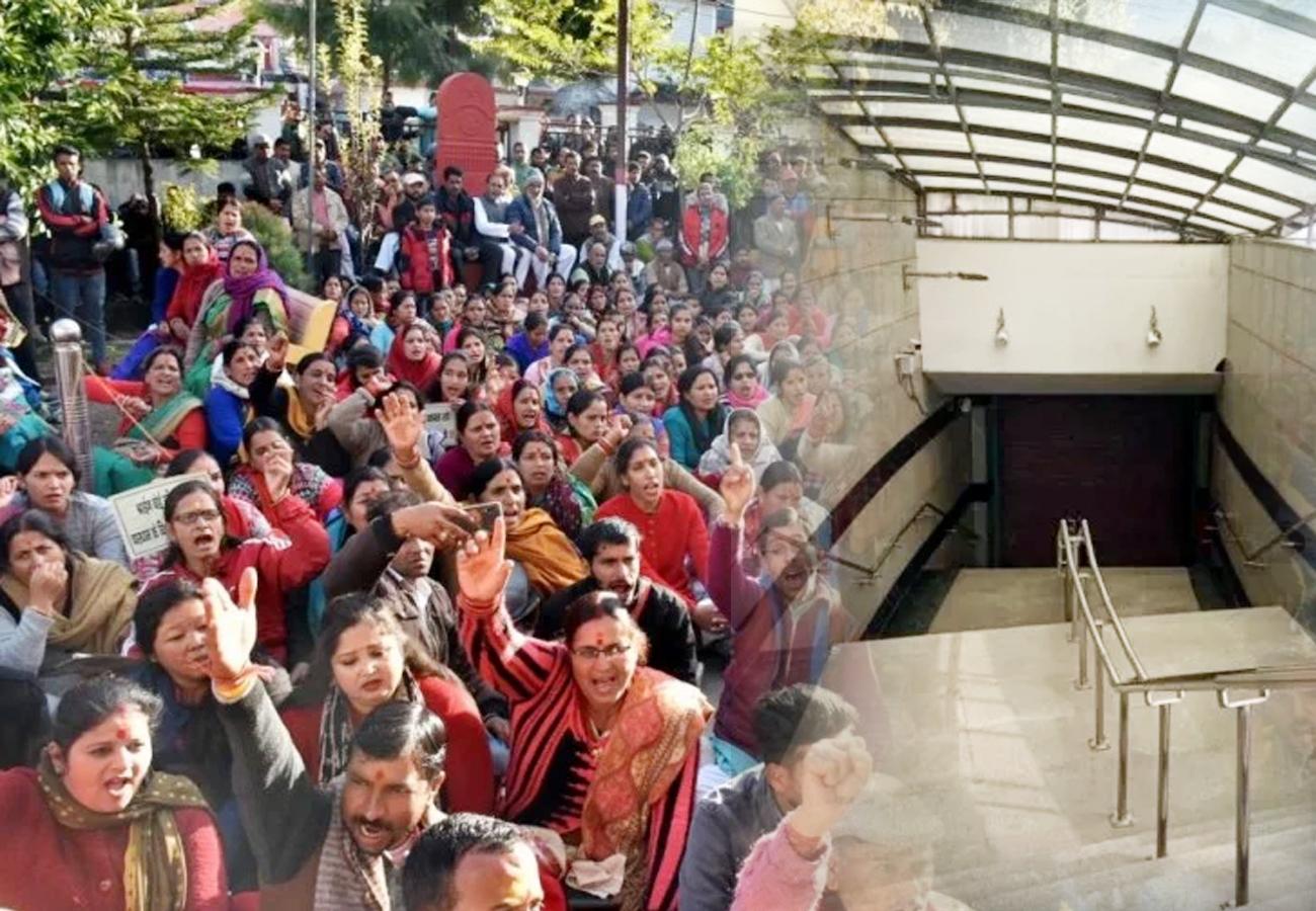 नागरिकता संशोधन अधिनियम के विरोध में दिल्ली में जबरदस्त प्रदर्शन, धारा 144 लागू, 17 मेट्रो स्टेशन बंद