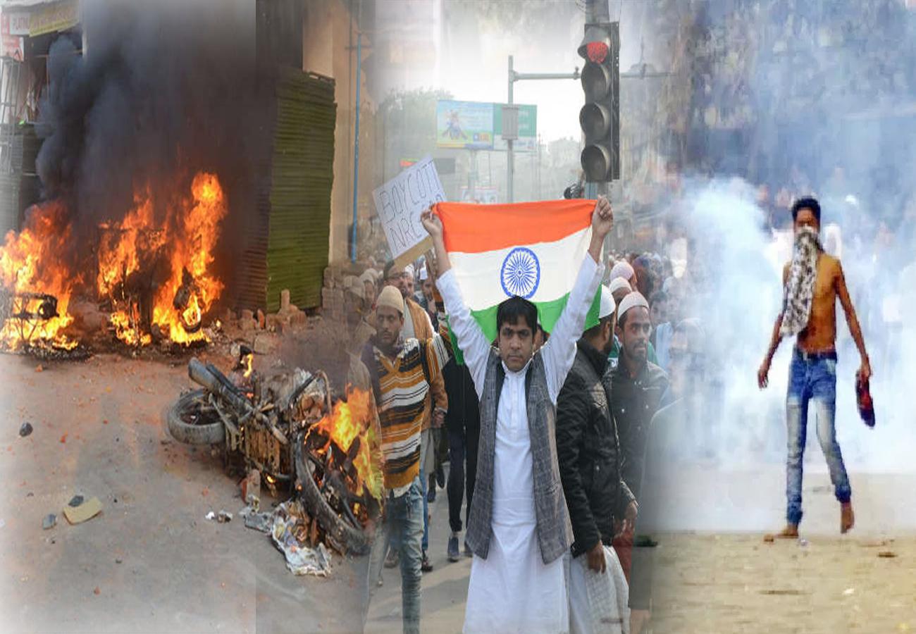 इंटरनेट बंद के बावजूद UP में भड़का बवाल, कानपुर में पथराव-आगजनी और फायरिंग से दहशत, बाहरी उपद्रवियों पर शक