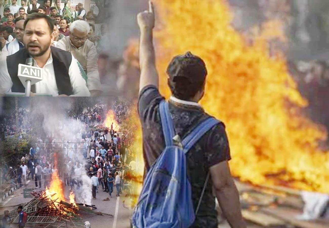 #CAA_Protests: तमिलनाडु में हिंसा, बिहार बंद के दौरान तोड़फोड़-फायरिंग, उत्तर प्रदेश के तमाम शहरों में स्कूल-कॉलेज और इंटरनेट बंद