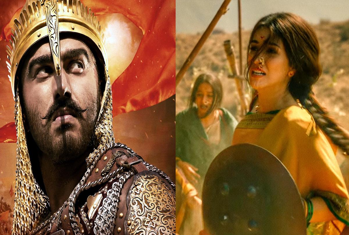 6 दिसंबर को सिनेमा के पर्दे पर होगी 'पानीपत' की आखिरी जंग, अहमद शाह अब्दाली बने हैं संजय, सदाशिव राव भाऊ के किरदार में अर्जुन