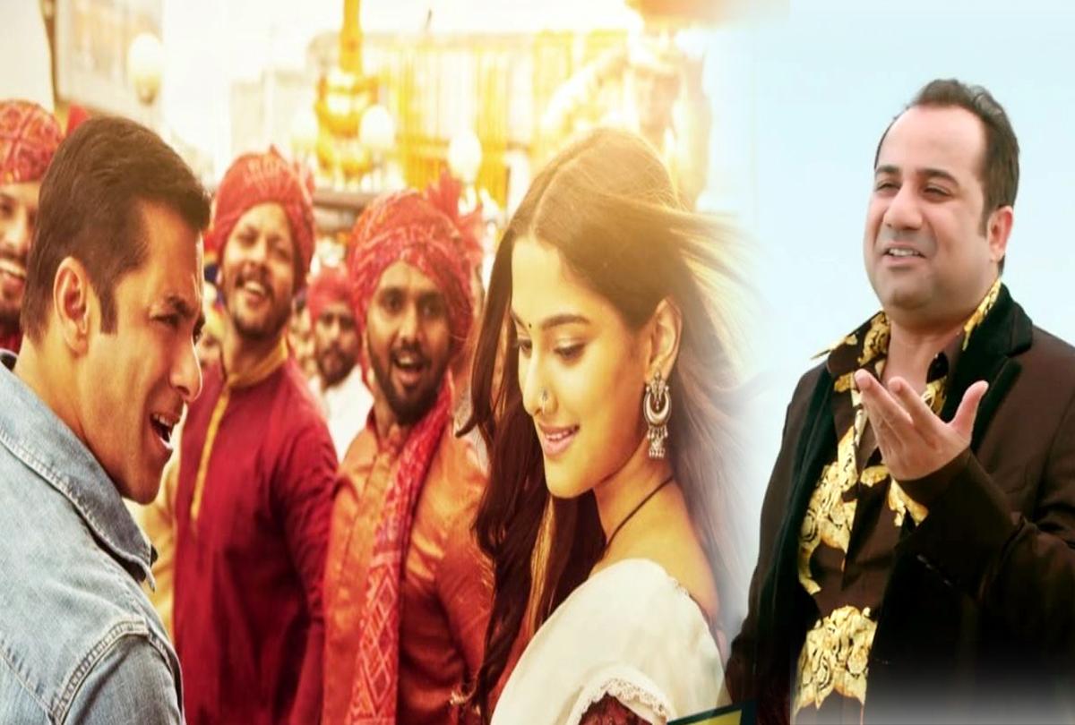 दबंग-3 से हटा पाकिस्तानी सिंगर का गाना, जावेद अली की आवाज में 'नैना लड़े' रिलीज