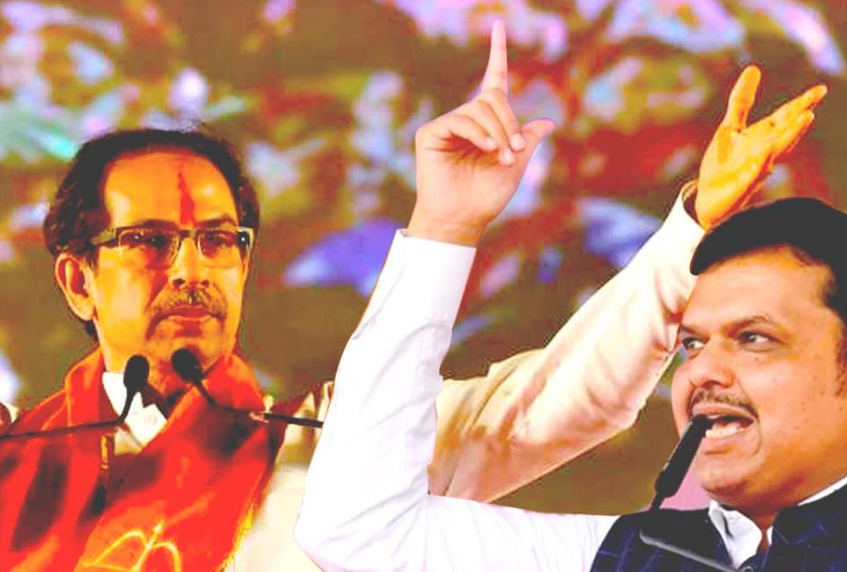 मुख्यमंत्री की कुर्सी के लिए भाजपा-शिवसेना का चूहे-बिल्ली का खेल, 48 घंटे बाद लग जाएगा राष्ट्रपति शासन