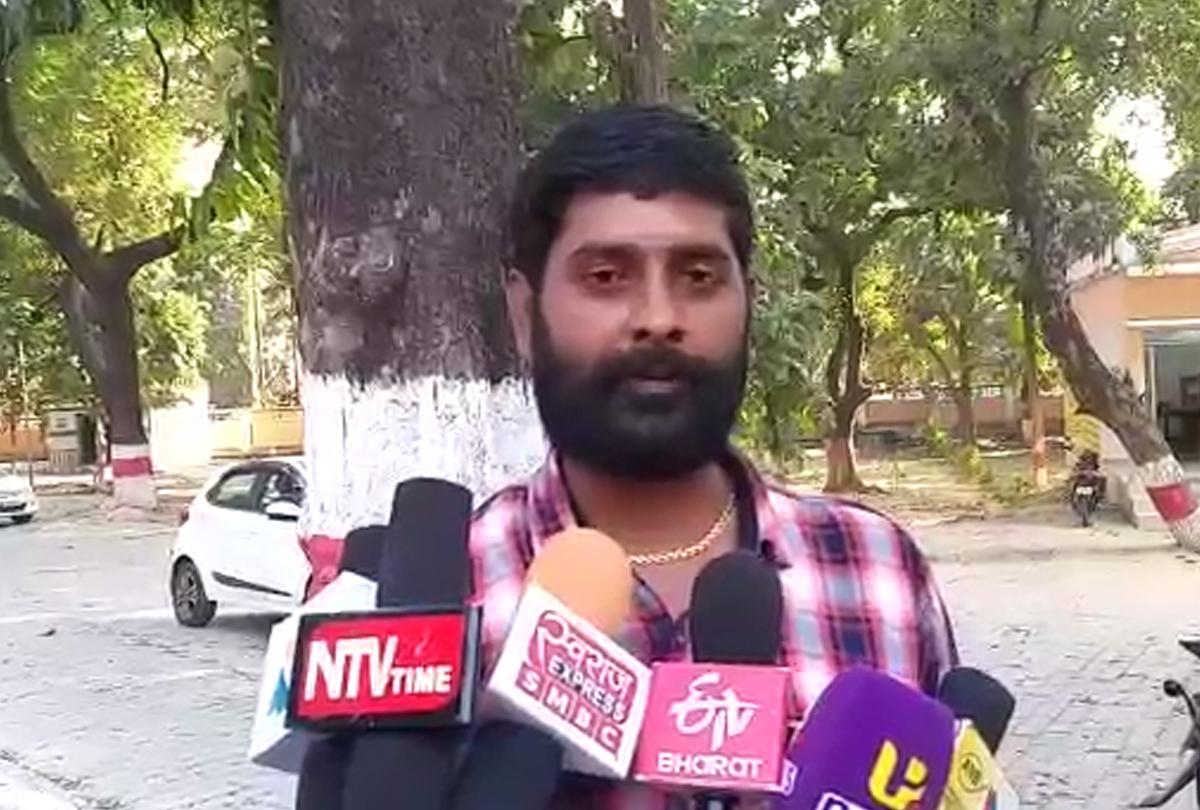 अपनी ही पार्टी से नाराज हुआ भाजपा नेता, इस मांग के साथ दी 48 घंटे में आत्महत्या की धमकी