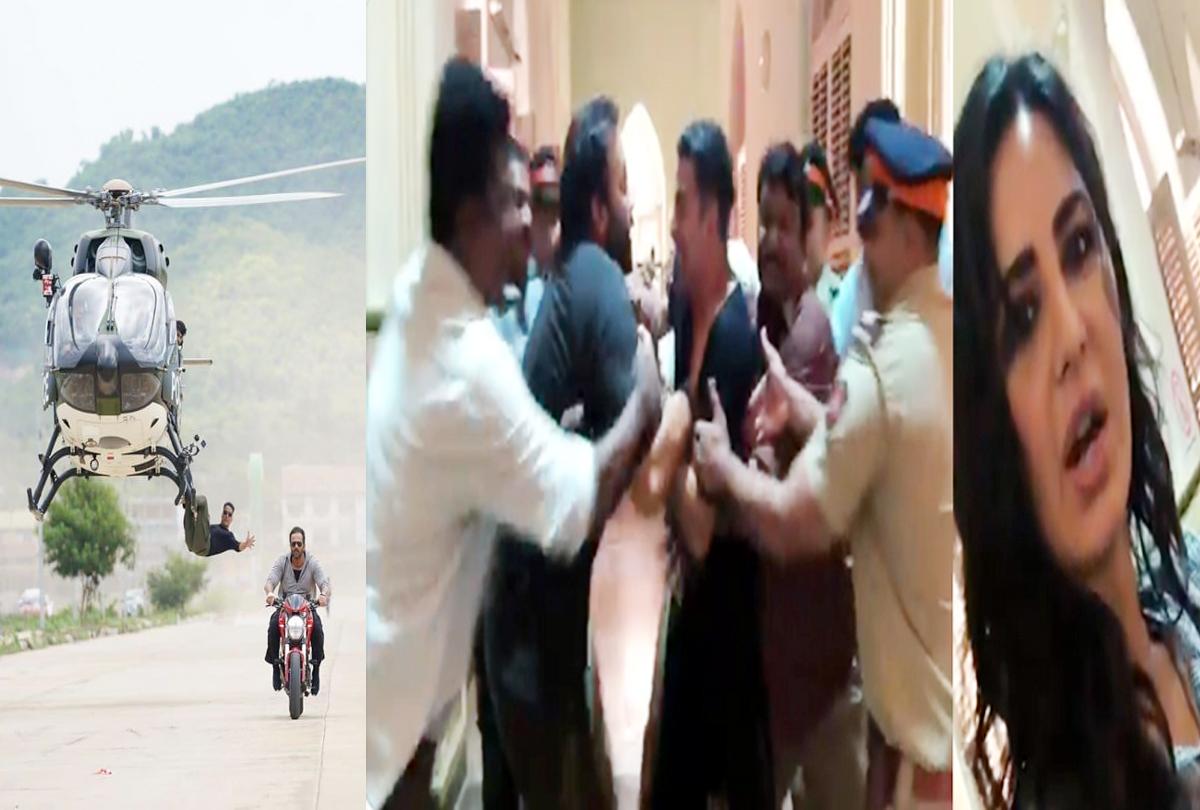 'सूर्यवंशी' के सेट पर अक्षय कुमार और रोहित शेट्टी के बीच हाथापाई, बीच बचाव करने पहुंची पुलिस