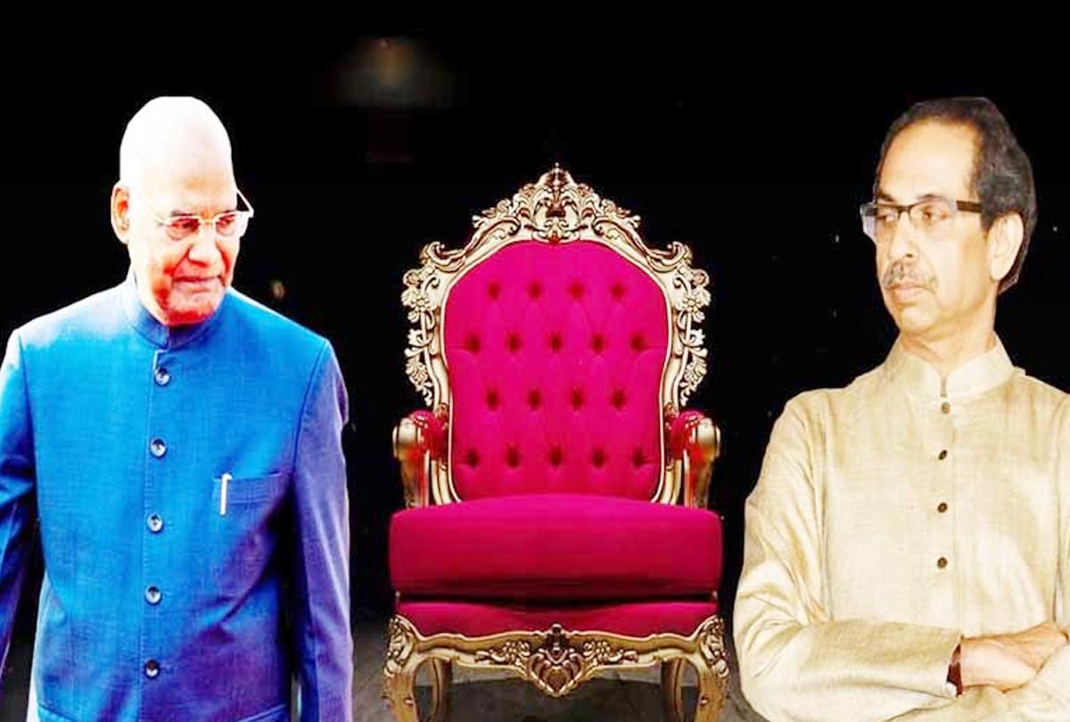 महाराष्ट्र में राष्ट्रपति शासन: सरकार बनने के आसार नहीं, कांग्रेस ने जयपुर से विधायकों को वापस बुलाया