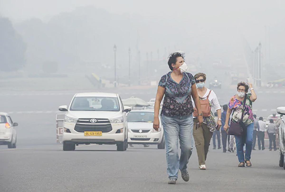 कम होने की बजाय और बढ़ा दिल्ली का वायु प्रदूषण ! एनसीआर शहरों की बुरी स्थिति