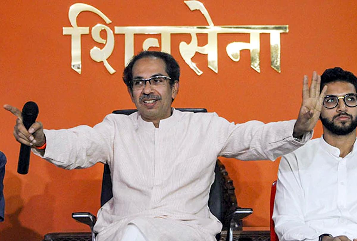महाराष्ट्र में 'सरकार राज' का सस्पेंस खत्म: शिवसेना का होगा मुख्यमंत्री, कांग्रेस-एनसीपी के खाते में उपमुख्यमंत्री पद