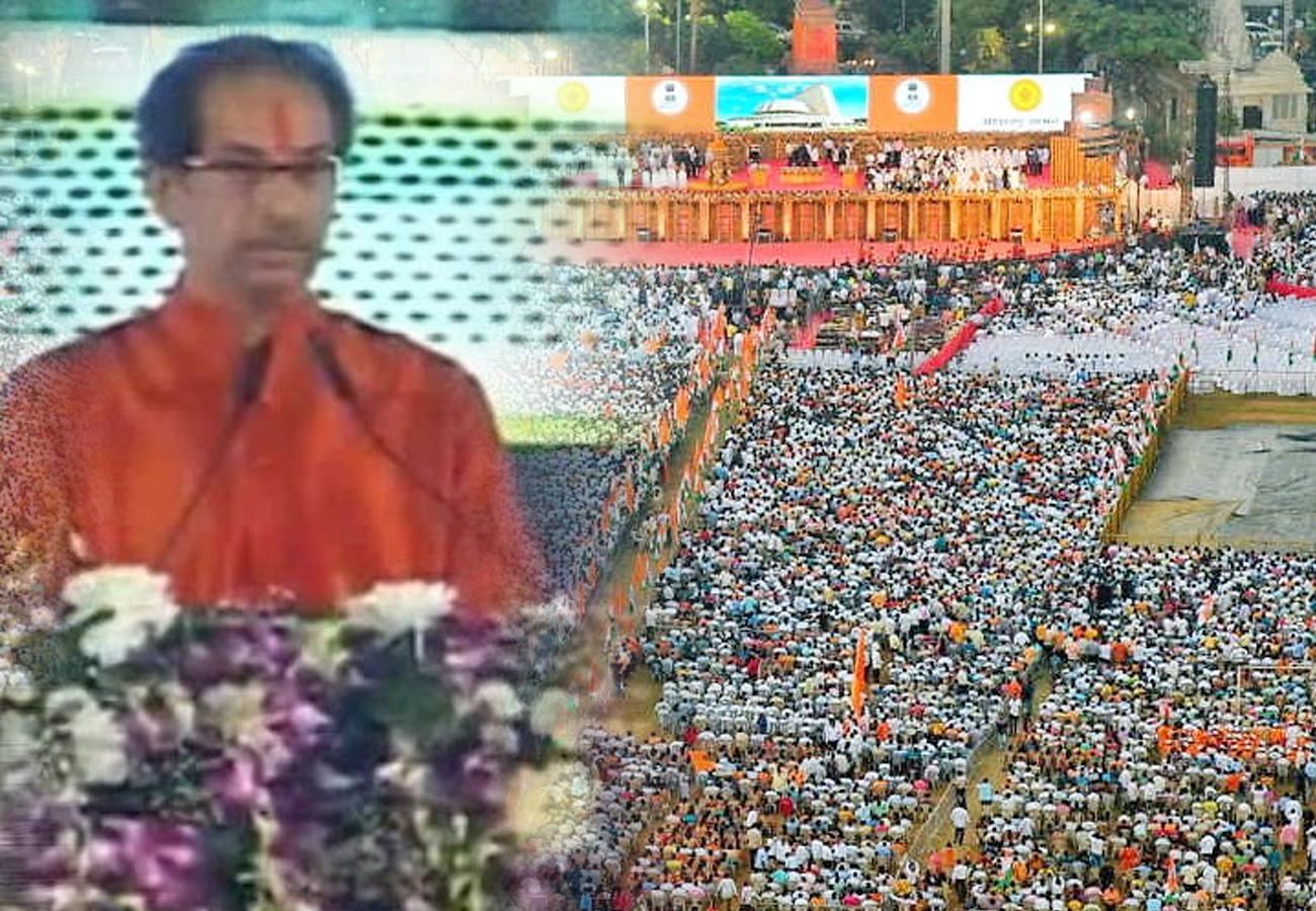 महाराष्ट्र में आखिर 'ठाकरे राज', उद्धव ने ली मुख्यमंत्री पद की शपथ