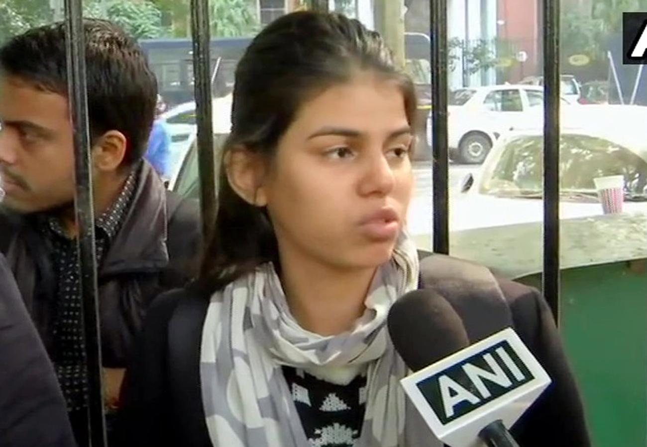 ''हैदराबाद में वो जली है, कल मैं भी जलूंगी लेकिन मैं लड़ूंगी''