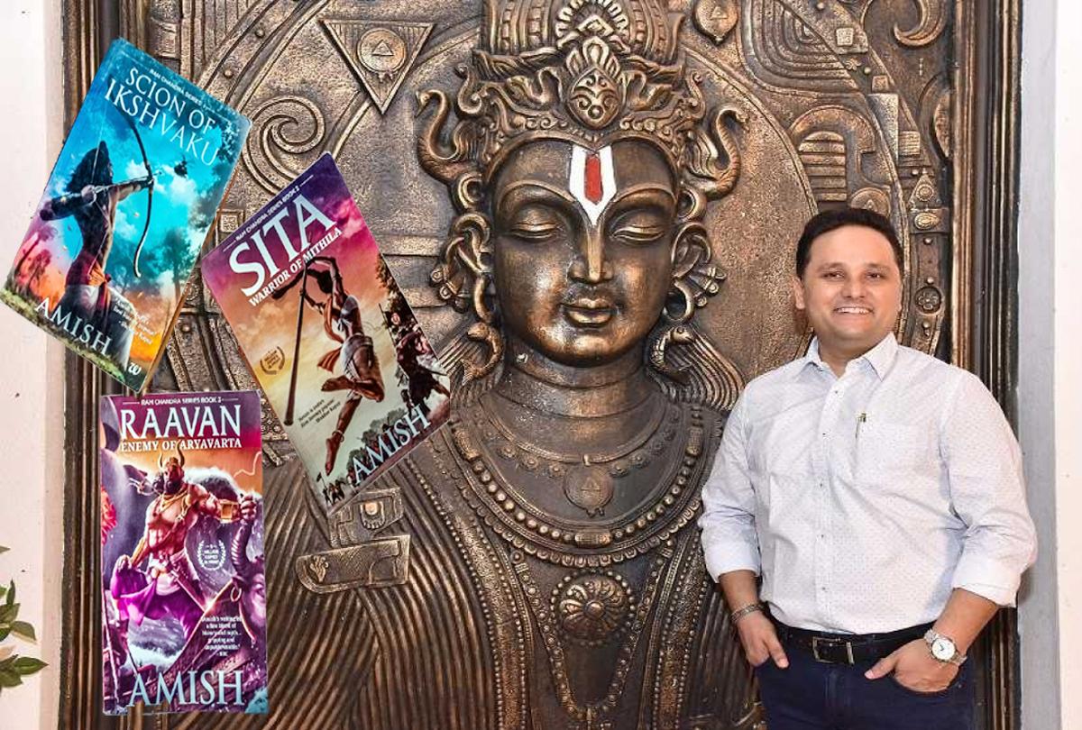 लेखक अमीश त्रिपाठी के अनुसार आजतक किसी को नहीं बताई गईं ''रामायण की ये महत्वपूर्ण बातें''