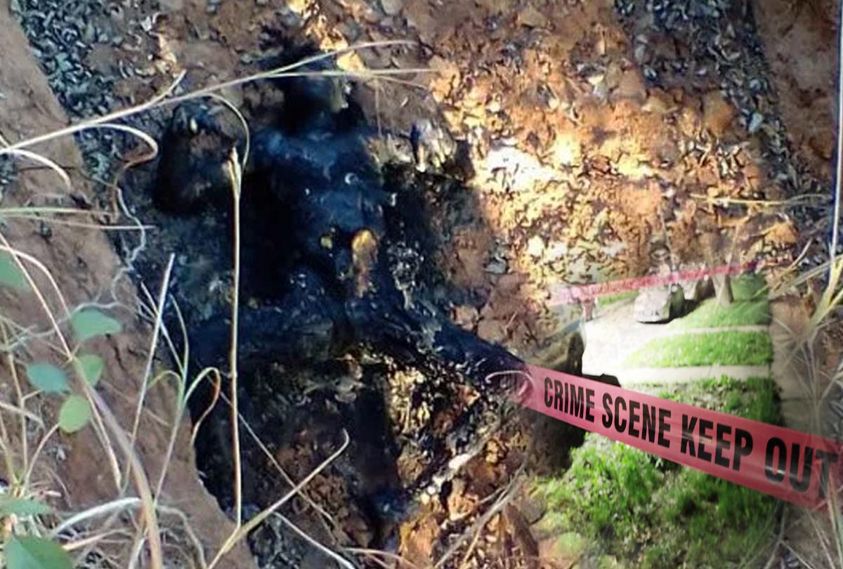 बहू की हत्या के बाद उपले डालकर जला दी लाश, पुलिस ने किए कई बड़े चौंकाने वाले खुलासे