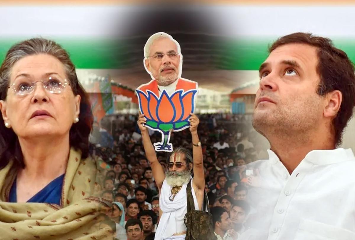 हरियाणा में सोनिया गांधी की इकलौती रैली भी रद्द, कांग्रेस की कलह पर पीएम मोदी ने ली चुटकी