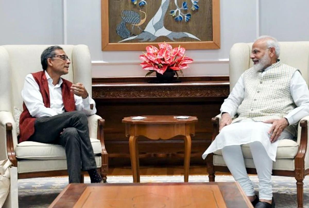 ''PM मोदी की सोच औरों से हटकर''-नोबेल विजेता अर्थशास्त्री अभिजीत बनर्जी, दोनों की मुलाकात के बाद सामने आईं ये 7 खास बातें