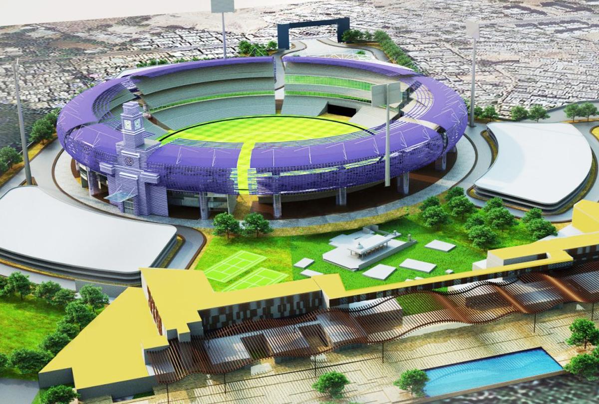 गुजरात में बनकर तैयार दुनिया का सबसे बड़ा क्रिकेट स्टेडियम, जानिए मोटेरा के सरदार पटेल स्टेडियम के बारे में
