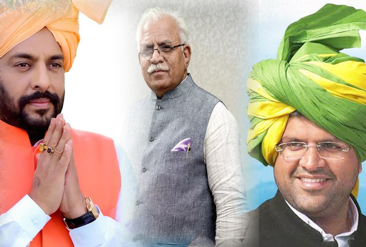 'चाल-चरित्र और चेहरे' की राजनीति भूल BJP का हरियाणा में ''कांडा'' दांव, टूटता दिख रहा दुष्यंत चौटाला का सपना