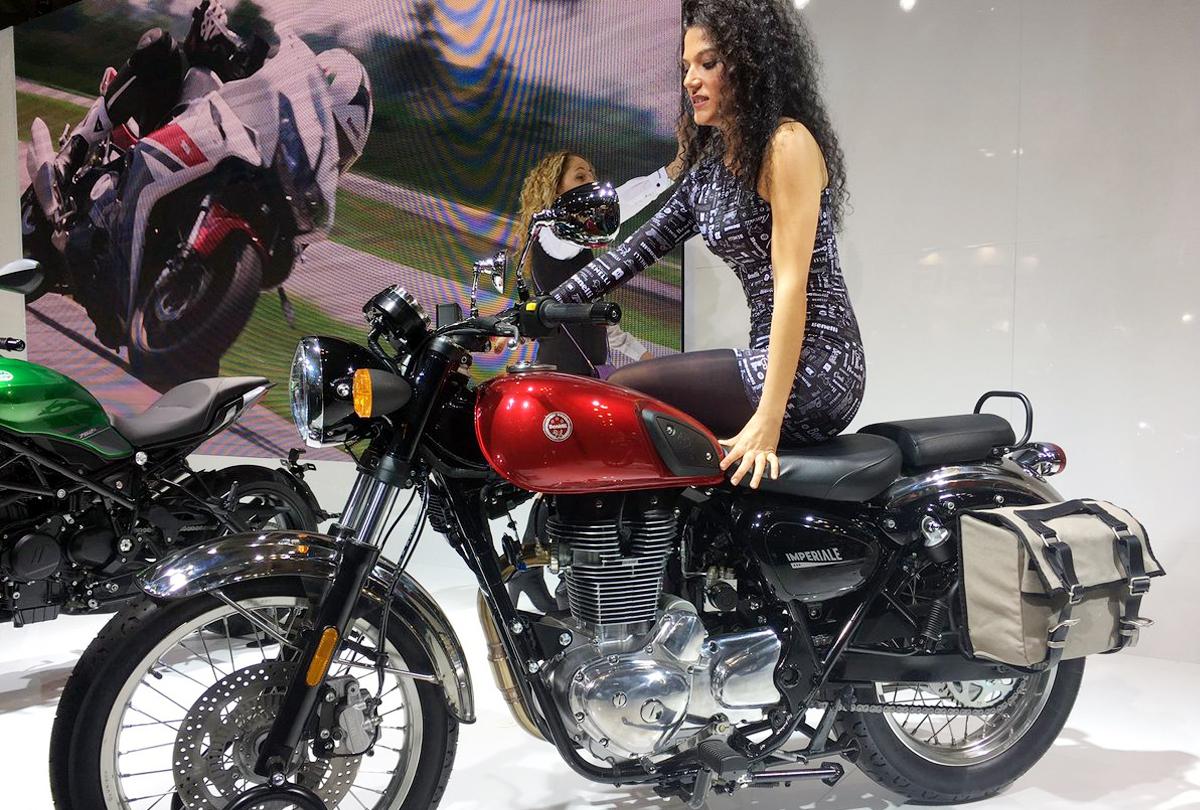 अब बुलेट को टक्कर देगी इम्पीरियल 400, Royal Enfield और Jawa Forty से महंगी है ये बाइक