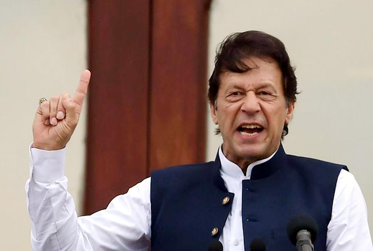जम्मू-कश्मीर मसले पर भारत से तनातनी के बीच सामने आया पाकिस्तानी पीएम इमरान खान का ये बड़ा बयान