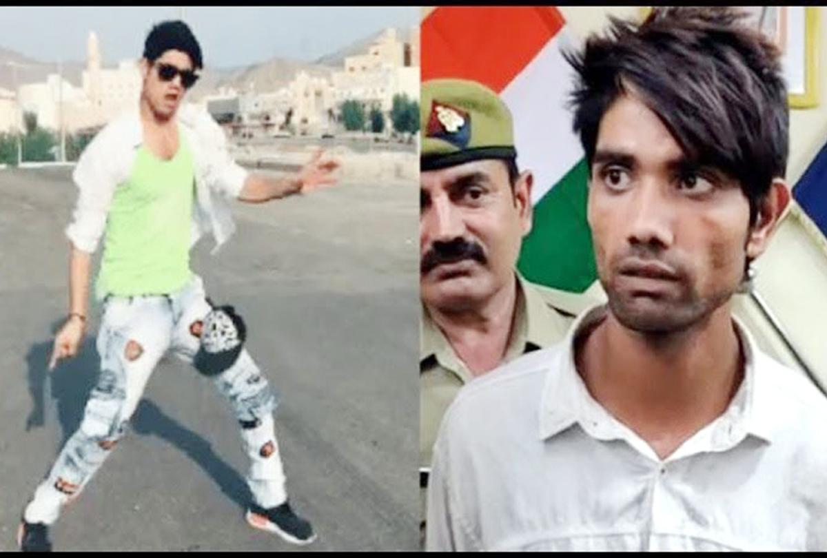 टिकटॉक स्टार शाहरुख निकला बड़ा अपराधी, पुलिस के सामने किया चौंकाने वाला खुलासा