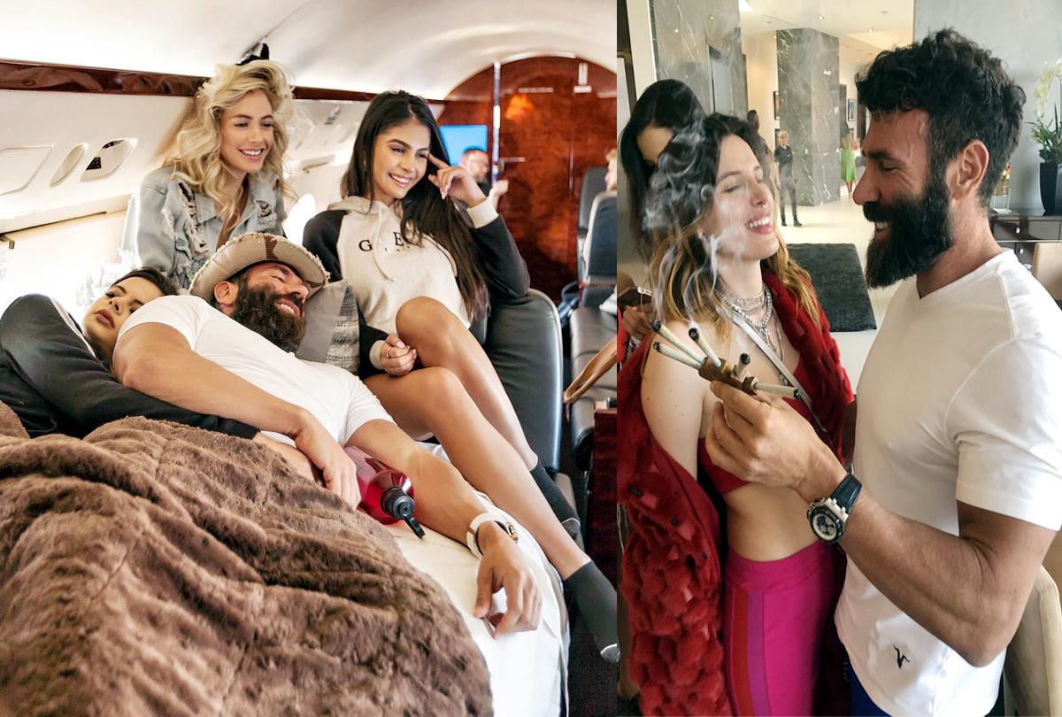 गोआ में 'King of Instagram', चर्चा का विषय बनी ''अय्याशों के उस्ताद'' के हाथ में बंधी ये 1.36 करोड़ की घड़ी