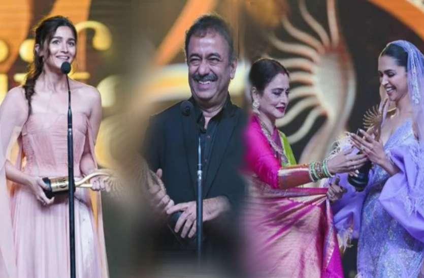 IIFA Awards 2019 में सितारों ने मचाई धूम