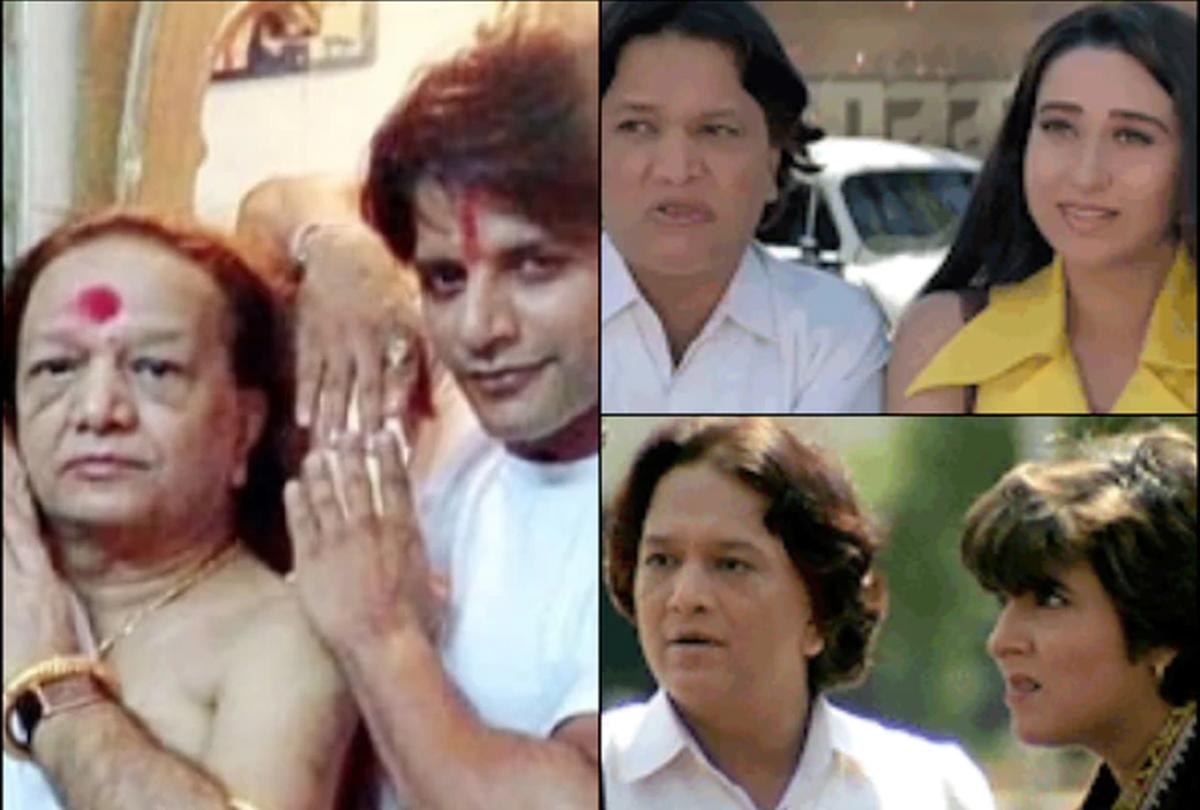 कथक गुरु और एक्टर कृष्णन नहीं रहे, बॉलीवुड की कई बड़ी हस्तियां ले चुकी हैं वीरू से ट्रेनिंग